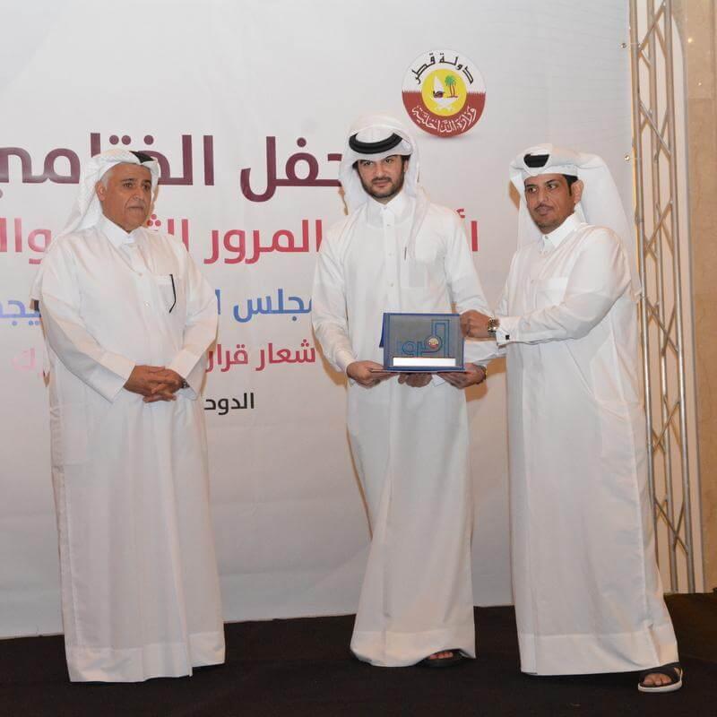 Elan Group Supports 32nd GCC Traffic Week