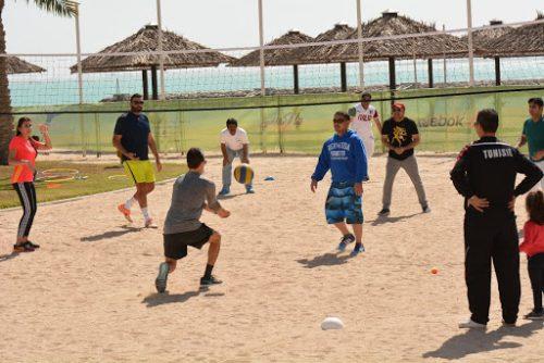 Elan Group celebrated Qatar National Sports Day